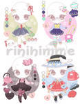 ~closed~ whimsy adopts (ota) by rinihimme
