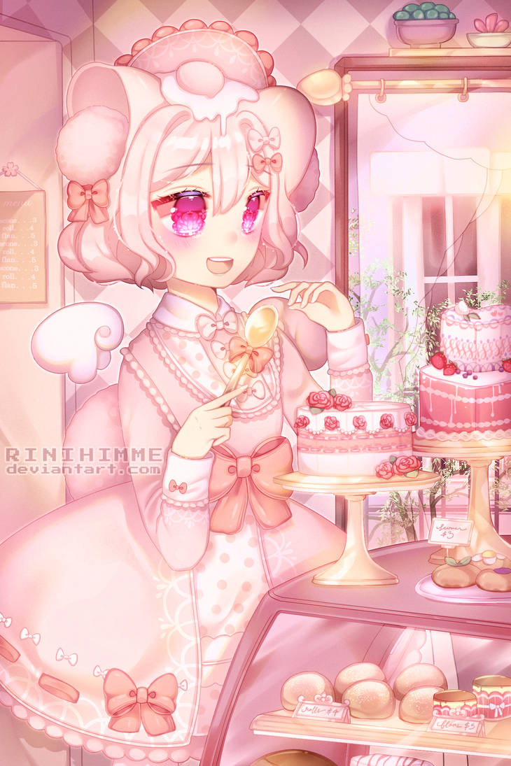 magic bakery mission by rinihimme