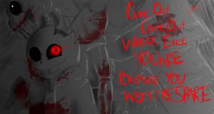 :_-Horrortale -_: by owoSesameowo