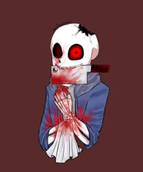 Horrortale 2 by owoSesameowo