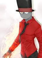 [Villainous] The Demon Boss by owoSesameowo