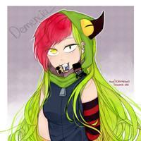 [Villainous] Demencia by owoSesameowo
