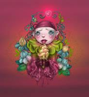 Pierrot by Kluke