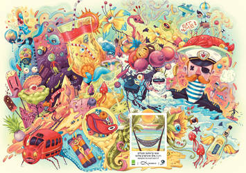 Goldfish Advertising Competition by Kluke