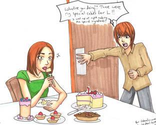 commission - special cakes by Go-Devil-Dante