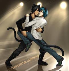 Cats, the danceical by Go-Devil-Dante