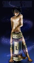 HVOY L, summoning sennin by Go-Devil-Dante