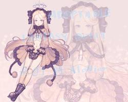 [Adoptable] Fantasy Dolly #01 by AloNiar[CLOSE] by AloNiar