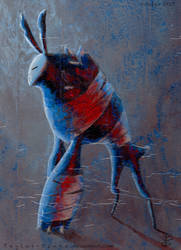 Phalanx Painting by Taylor-Denna