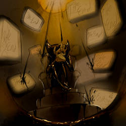 Did it Have to Be? - BATIM SPOILERS by Taylor-Denna