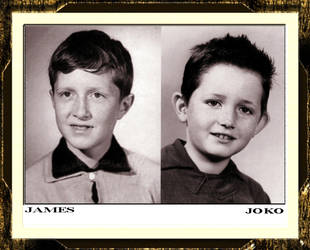 James and Joko 2 by SUDOR