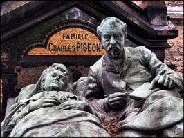 Montparnasse Cemetery - 8 by SUDOR