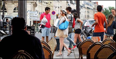 Quartier latin... by SUDOR