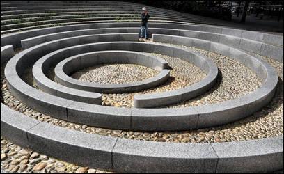Labyrinth Man by SUDOR