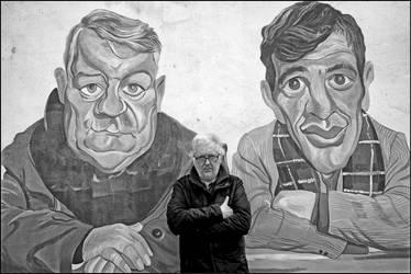 Jean, Joel (Sudor) et Jean-Paul by SUDOR