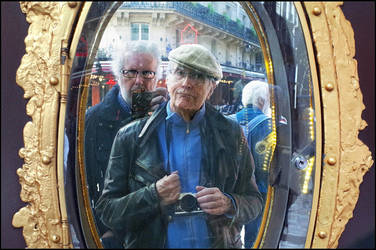 Through the looking glass... by SUDOR