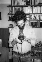 Eric and Hasselblad by SUDOR
