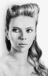 Scarlett Johansson by Mella-M91