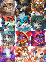 Icons by Ewreilyn