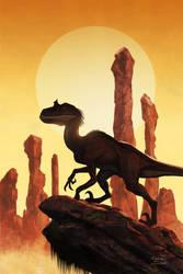 Desert Raptor by KEGO44