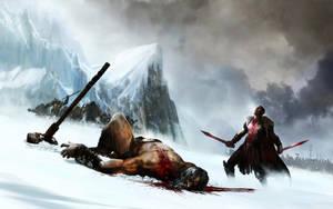 Slain giant by KEGO44