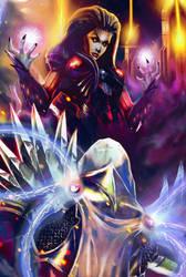 Battle for the nexus (kerrigan vs. Tyrael) (WIP) by jshoemake15