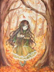 Autumn~ by MimiChair