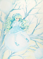 Winter~ by MimiChair