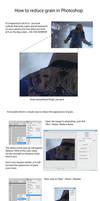 Photoshop Grain-Reduction Tut by fire-camel