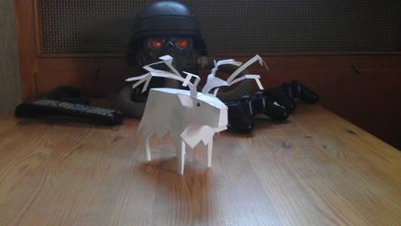 GrimLink's Tearaway Elk by GrimLink