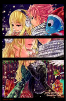 ~ Merry Christmas [NaLu] ~ by LeonS-7