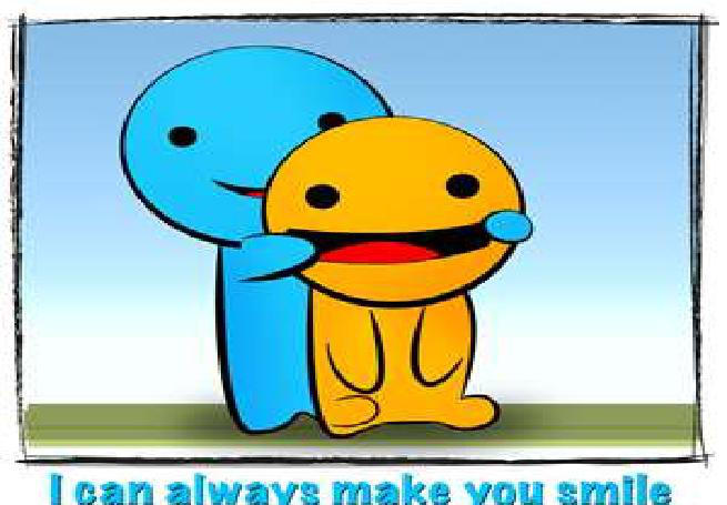 I Can Always Make You Smile By Cansaw On Deviantart
