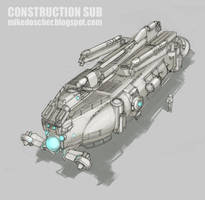 Construction Sub by MikeDoscher