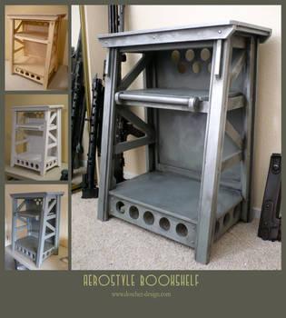 Aerostyle Bookshelf by MikeDoscher