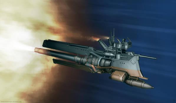 Torpedo Run by MikeDoscher