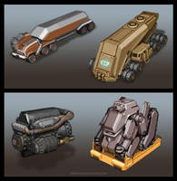 December 2015 Mechanical Sketches by MikeDoscher