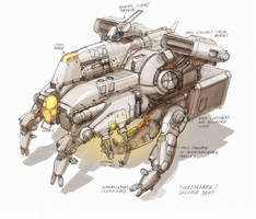 Shipbreaker Concept by MikeDoscher
