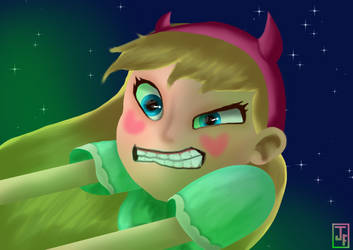 Star Fights Back by fuzzylilly2