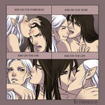 cute kiss meme by Orpheelin