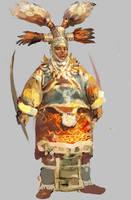 shaman by Hanjianhao