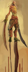 sword of evil by Hanjianhao
