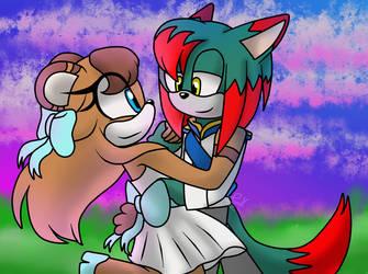 Princess and Prince dance by flindsey09