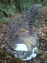Snow Leopard by mattcummings