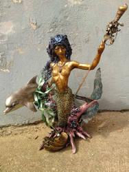 Untitled Mermaid by mattcummings
