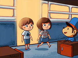 Welcome to Animal Crossing by aquanut