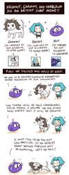 COLLAB PROCESS - FEA Switch Meme w Garmmy + Harby by aquanut