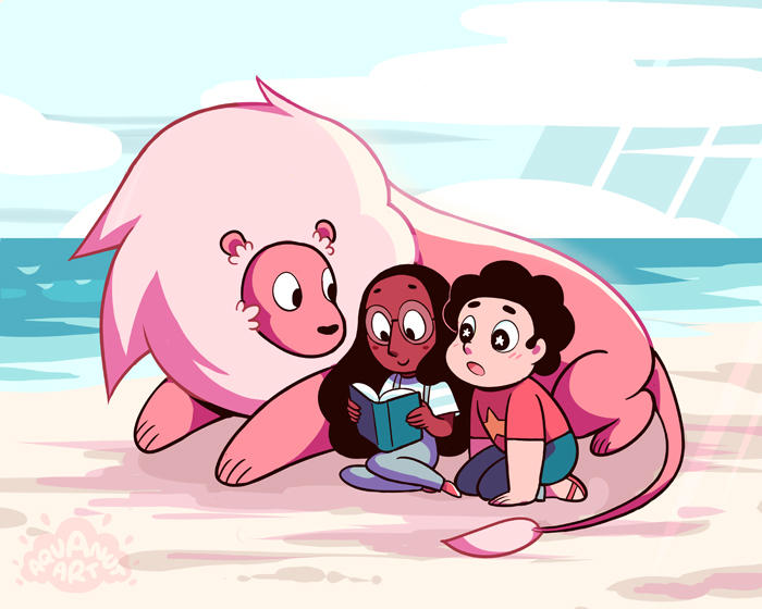 tumblr I love connie she's suCH A NERD you can tell the people who make this show are total game and anime nerds paying homage to the things they love IT'S AWESOME