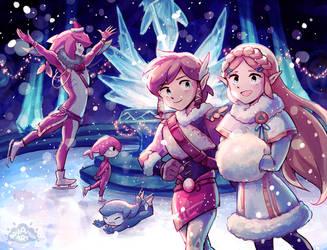 Merry Christmas, Zora's Domain by aquanut