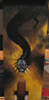 Prune and the Monster by GreenEyedMonster88
