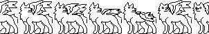 Winged Wolf Icon Base by Syska129